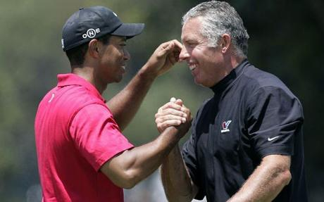 Caddie Steve Williams Responds To Tiger Woods Firing (VIDEO)